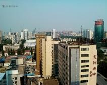 小米摄影----窗外的郑州