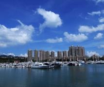 香港,黄金海岸。