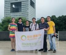 2015-08-30优乐娱乐平台《开学季》环境人像拍摄活动合影