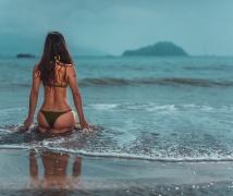 盐洲岛旅拍之一海岛风情