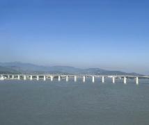 手机随拍宽屛风光摄影--福建宁德大桥-1P