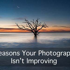 摄影技术没有进步的5个常见原因