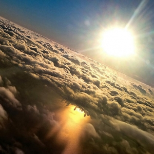坐飞机要选靠窗座位的10个理由