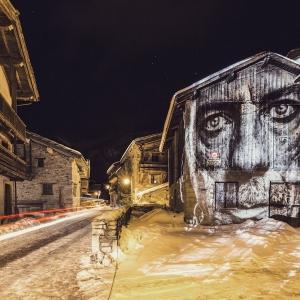 [创意摄影]让人惊艳的夜景涂鸦