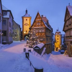 全球最美冰雪小镇,约吗?