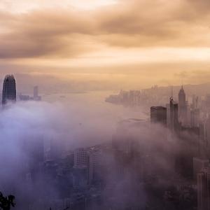 雾&霾 摄影师是爱它还是恨它